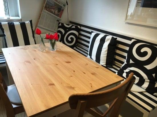Kallax Kitchen Corner Seating