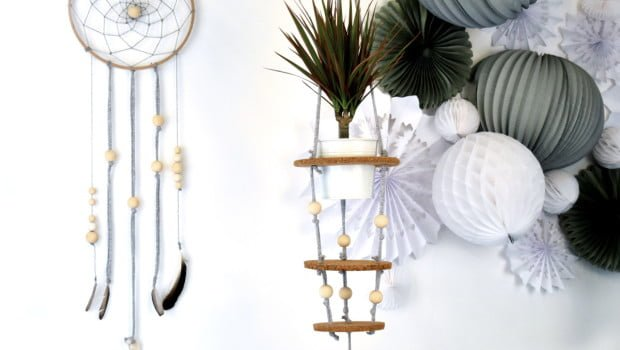A plant hanger with heat trivet socker plant pot ikea hackers ikea - Ikea suspension papier ...