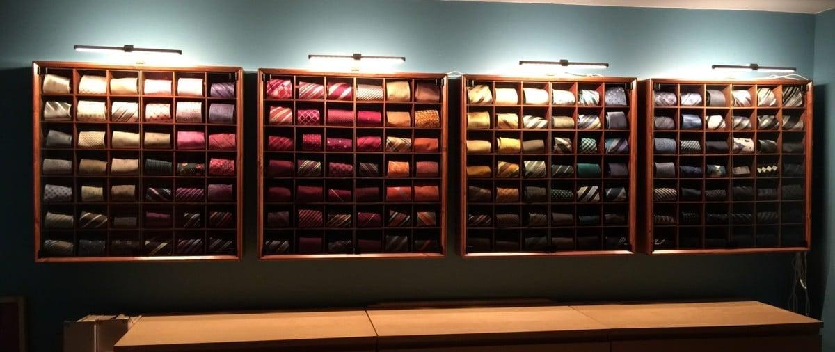 The NORN196S Tie Display IKEA Hackers IKEA Hackers : tiedisplay3 from www.ikeahackers.net size 1200 x 506 jpeg 137kB