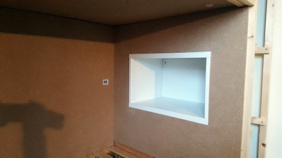 Add side panel with BESTA unit
