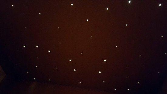 Add lights under the loft bed