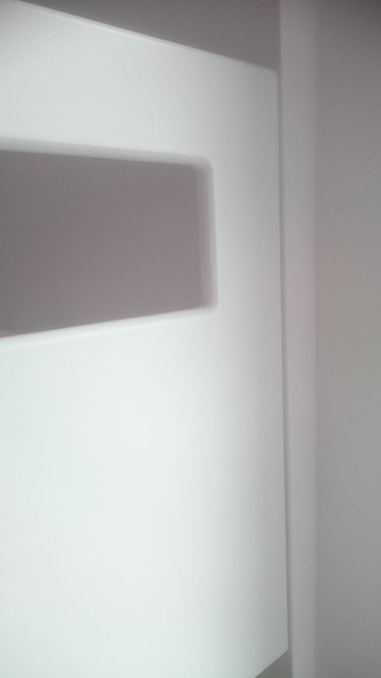 PIC OF SIDE FLUSH WITH WALL