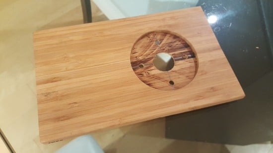 APTITLIG bamboo cutting board