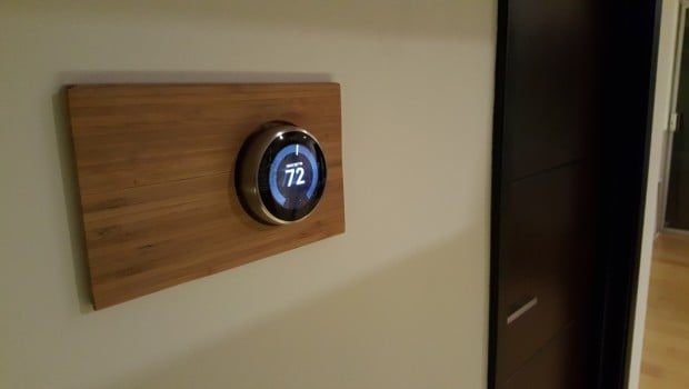 Decorative Wall Plate For Nest Smart Thermostat Ikea