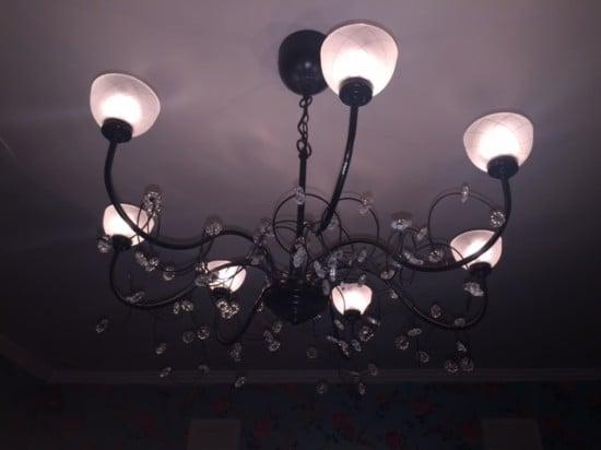 Soder chandelier