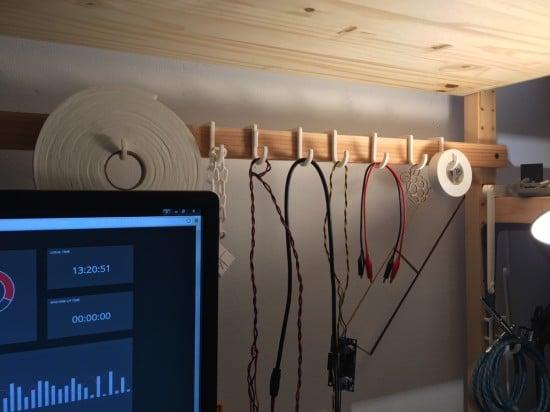 IVAR workstation - organization