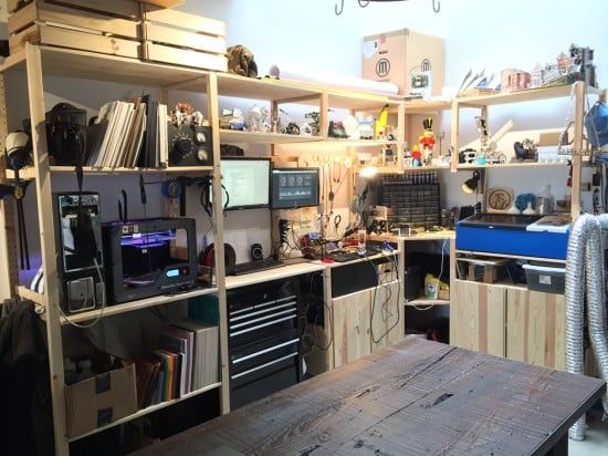 IVAR workstation