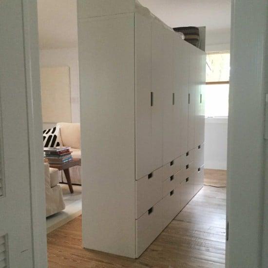 Free Standing Stuva Room Divider - front