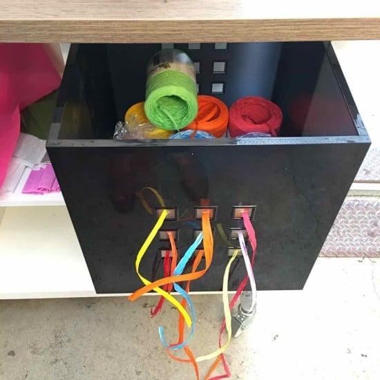 lekman ribbon dispenser