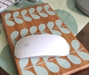 Aptiltig chopping board mouse pad