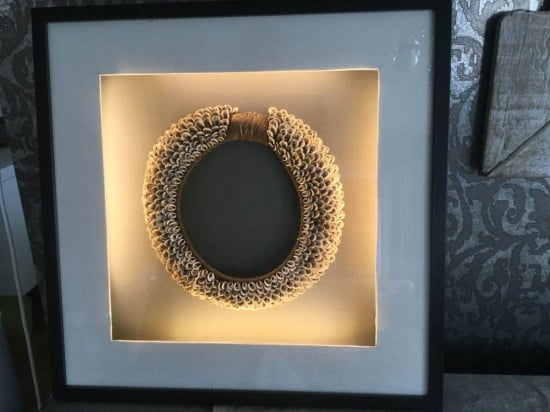 Extra deep RIBBA frame