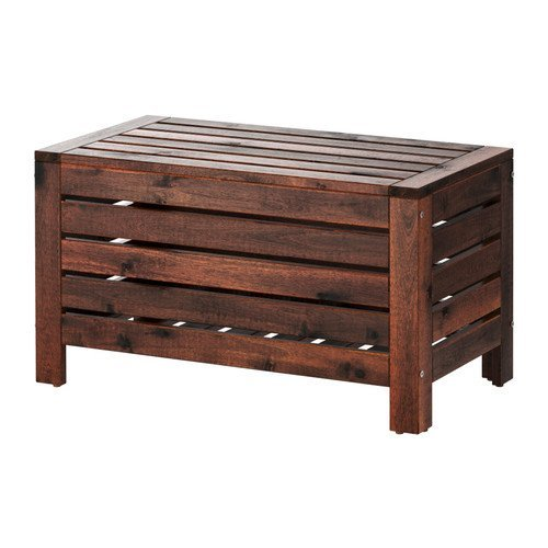 Hackers Help: How To Make The ÄPPLARÖ In Waterproof/watertight Outdoor  Storage Bench?