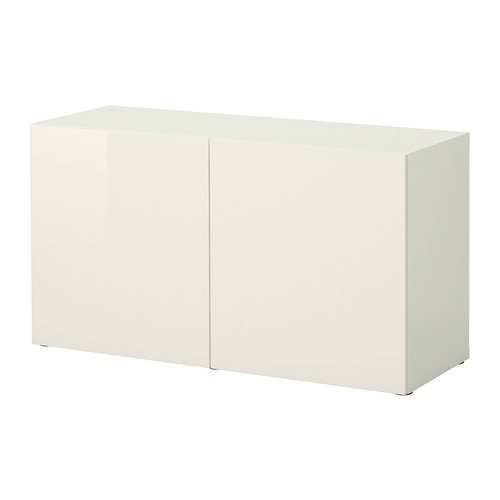 besta shelf unit with doors