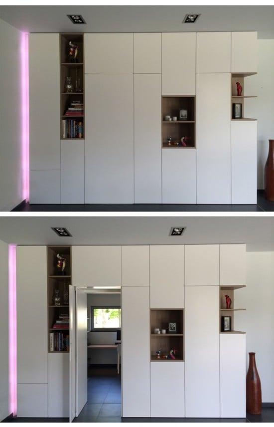 hidden door inspiration photo