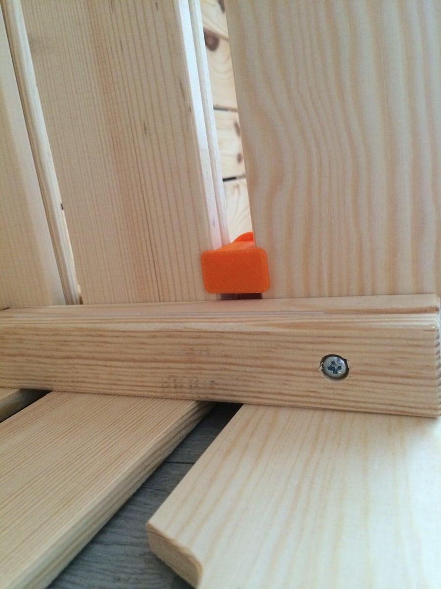 Ikea Knagglig wooden box easy link clip - IKEA Hackers