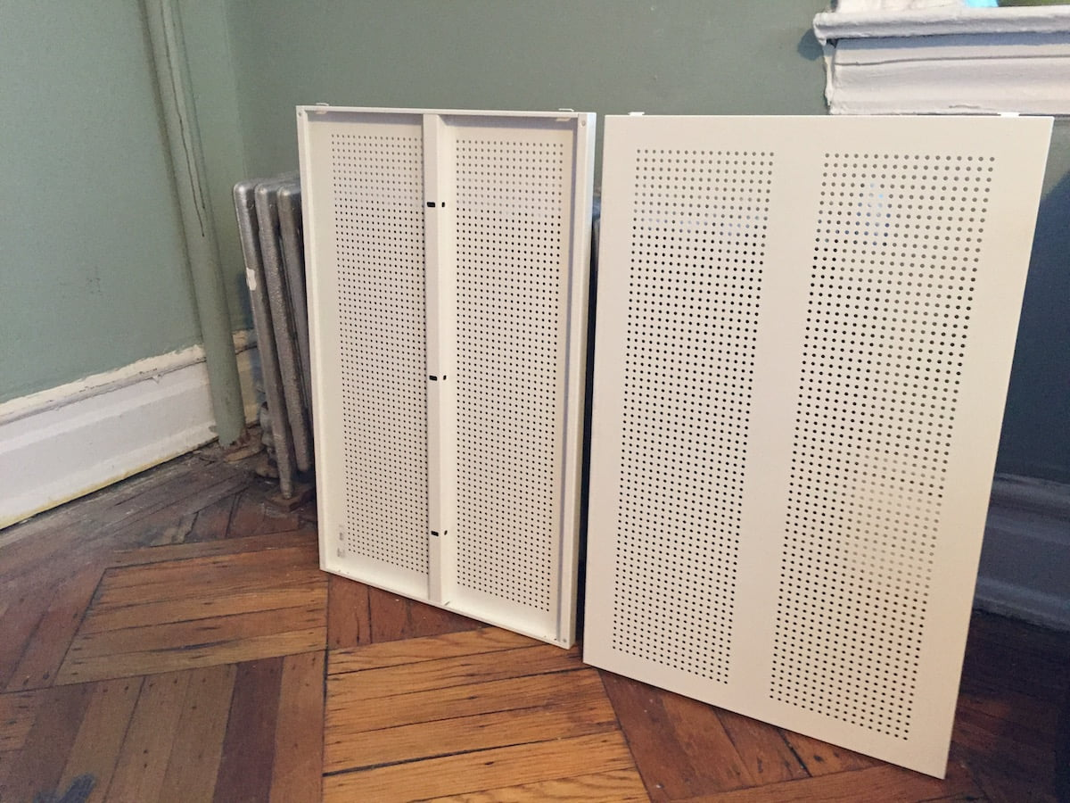 The algot radiator cover ikea hackers ikea hackers Ikea hacking