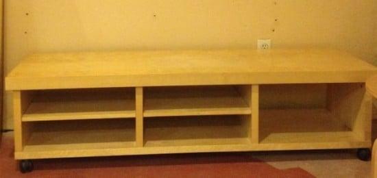 IKEA TV bench