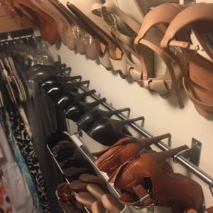 5_kitchen shoe racks