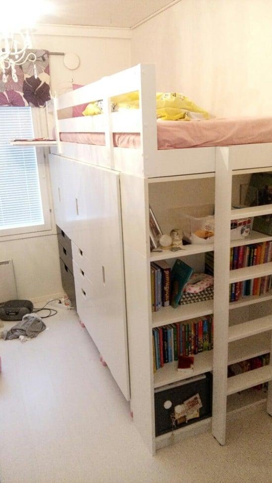 2 Ways To Hack A Kids Storage Bed IKEA Hackers