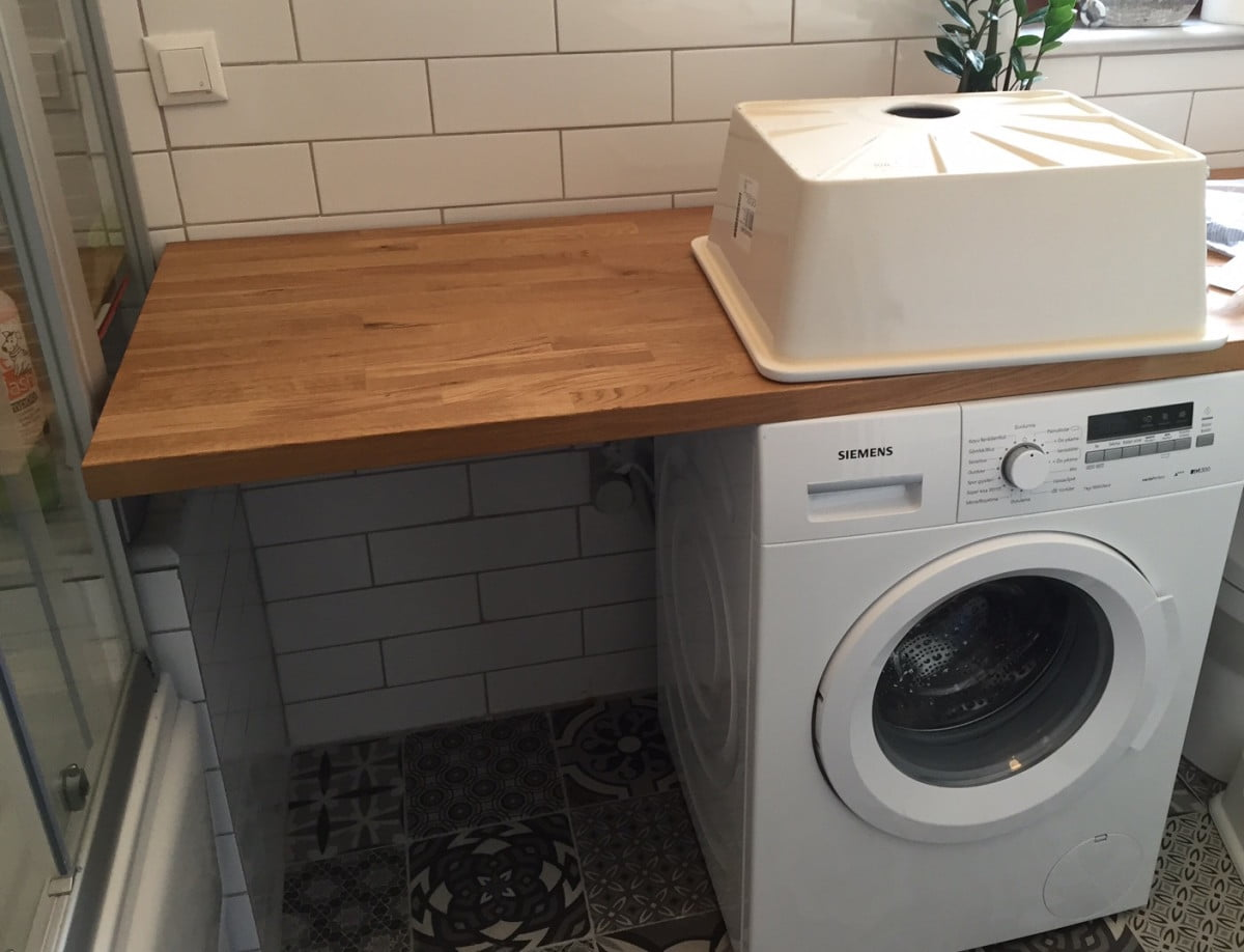 Hackers Help Ikea Kitchen Fixtures In Bathroom Ikea Hackers