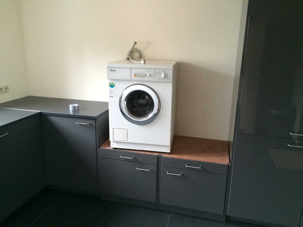 Hacking Laundry Room Cabinets And Washer Dryer Pedestal Ikea Hackers