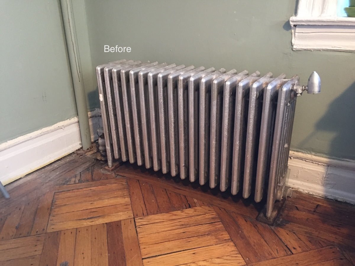 The Algot Radiator Cover
