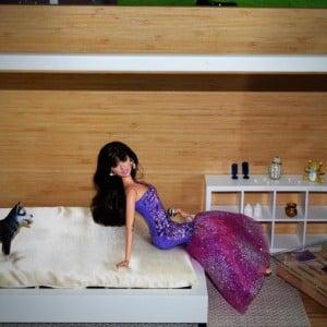 fashion doll bed 1