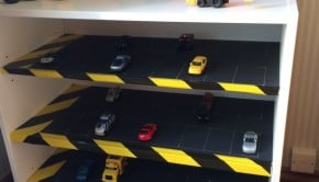 toy car parking