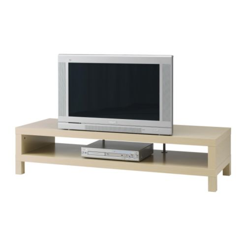 Lack tv stand at twice the length ikea hackers ikea - Mesa auxiliar malm ikea ...