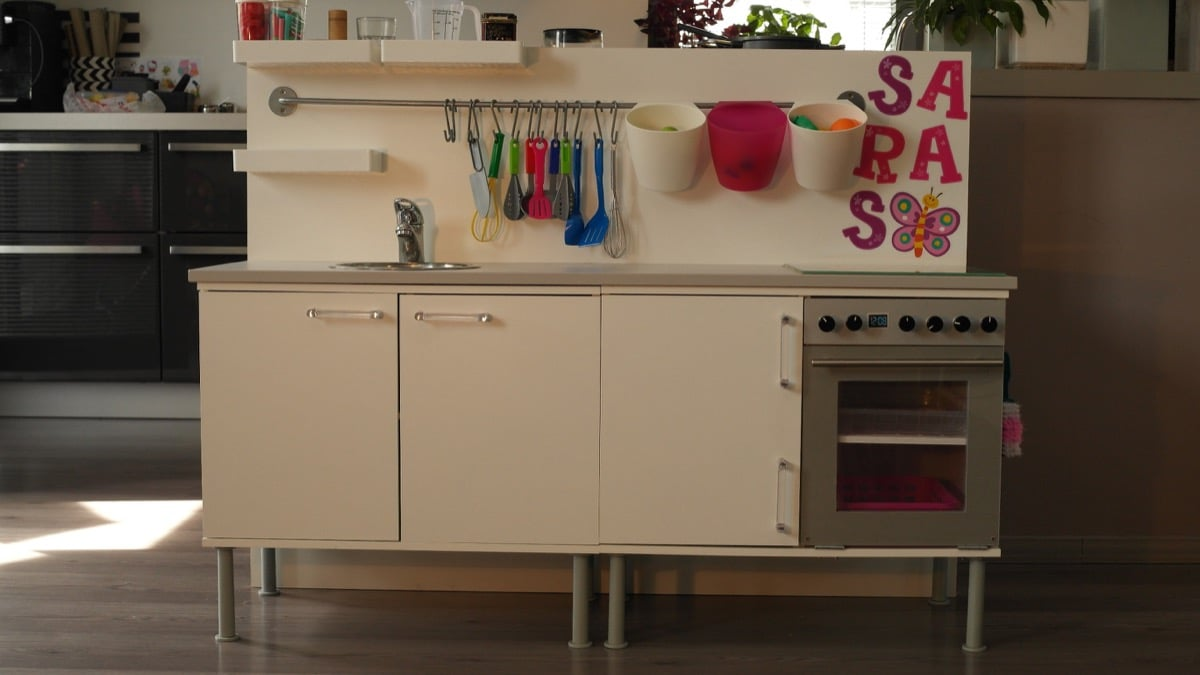 Little Kitchen For Little Chef Ikea Hackers