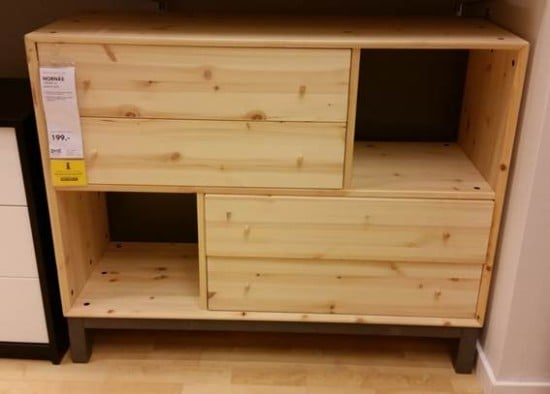 IKEA nornas chest