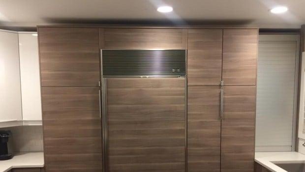 sektion paneled kitchen appliances  tn
