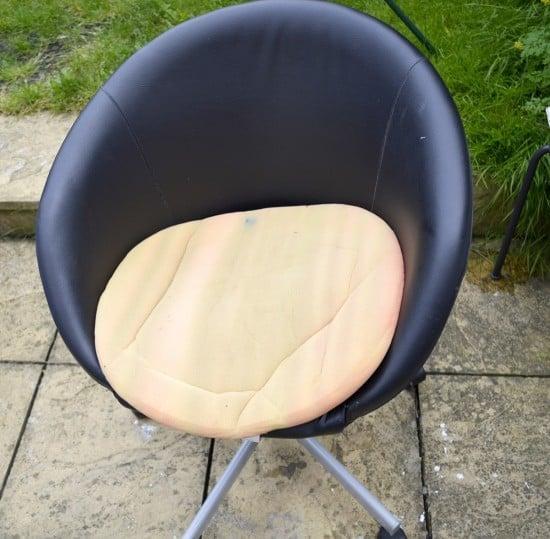 Old IKEA skruvsta chair