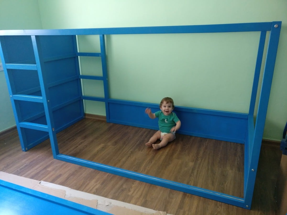 Ikea Put Together Triple Bunk Bed
