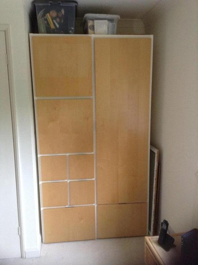 Hackers Help Old Ikea Wardrobe Whats Its Name IKEA Hackers - Ikea wardrobe