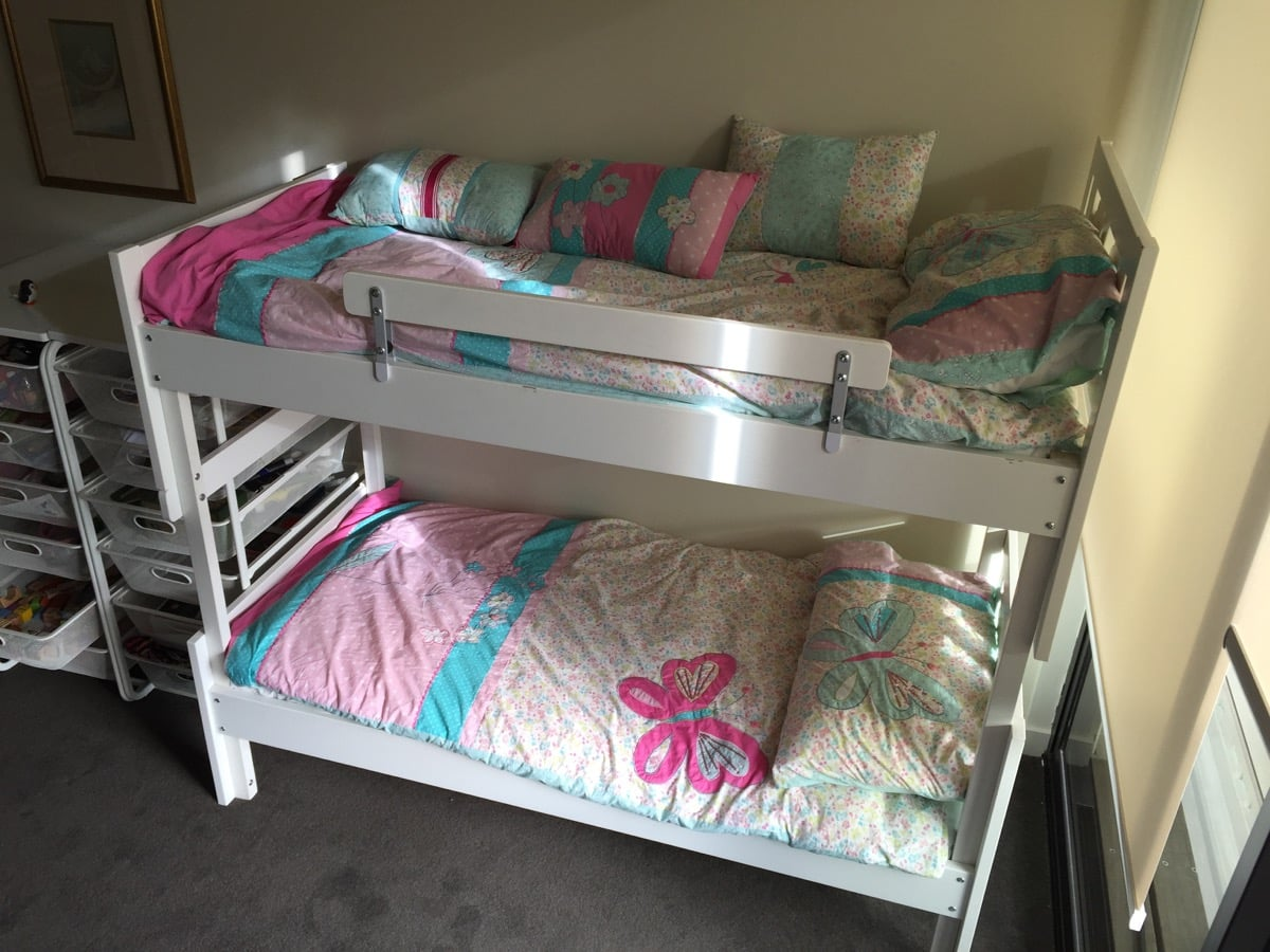 Best IKEA Kritter bunk bed