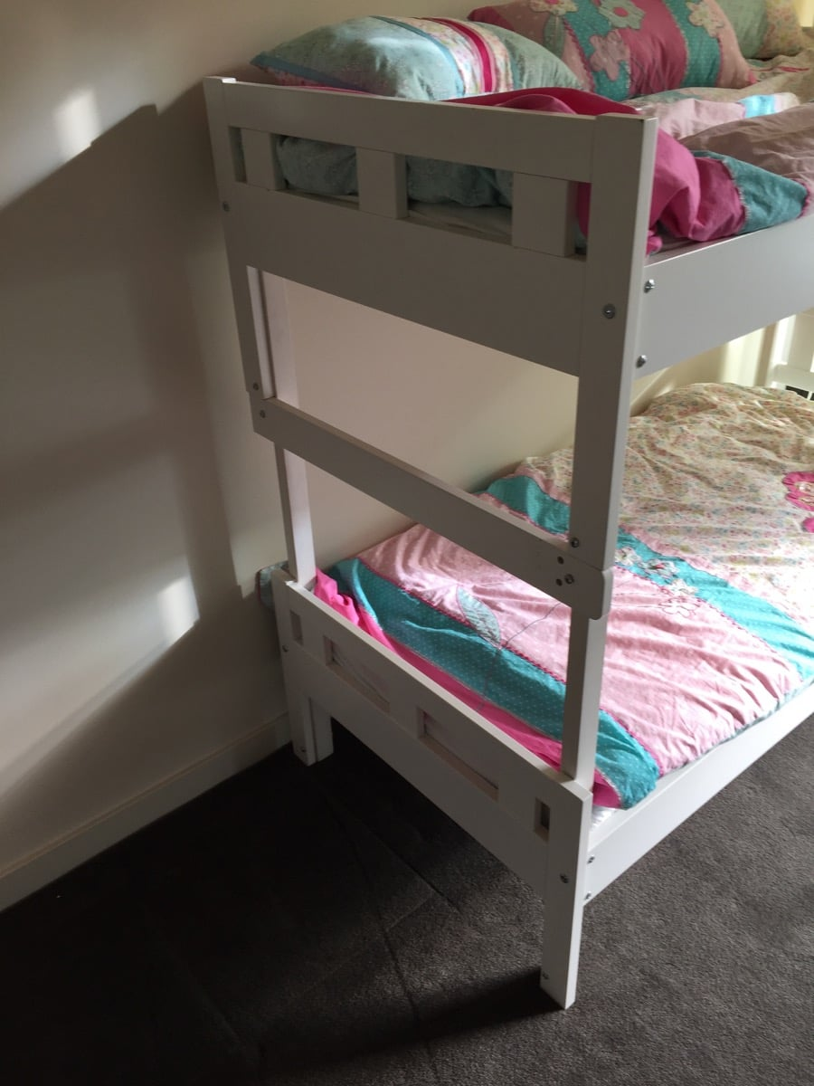 Awesome IKEA Kritter bunk bed