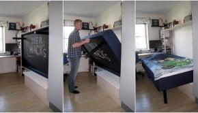 IVAR murphy bed
