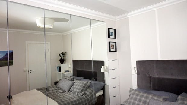 Picture Wall Ideas Bedroom Around Closet