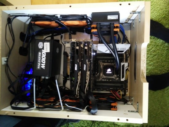gaming pc in drawer -7
