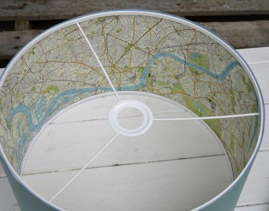 IKEA Lamp Map Hack