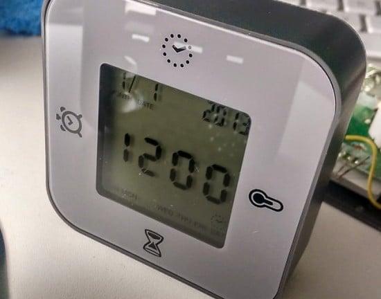 LÖTTORP clock
