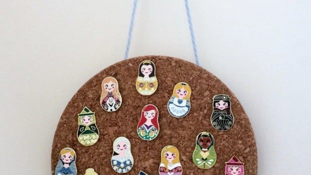 Disney Pin Cork Board Ikea Hackers Ikea Hackers