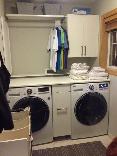 Laundry Room Hack Ikea Hackers