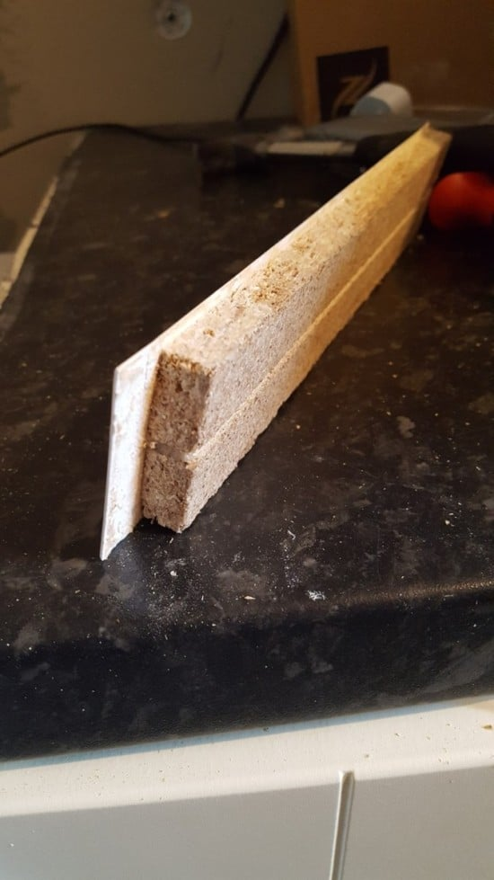 6-shortened LACK shelf