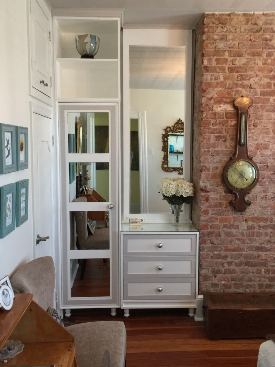 Adding Storage In A Cape Cod Themed Guest Bedroom Ikea