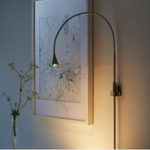 IKEA TIVED LED wall clamp spotlight