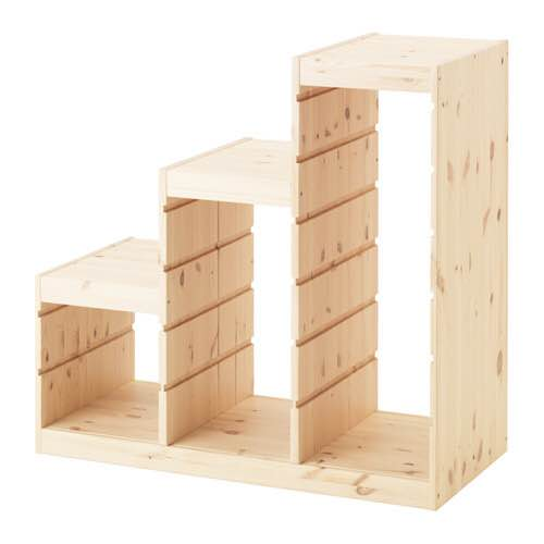 kura bunk bed hack for two toddlers ikea hackers. Black Bedroom Furniture Sets. Home Design Ideas