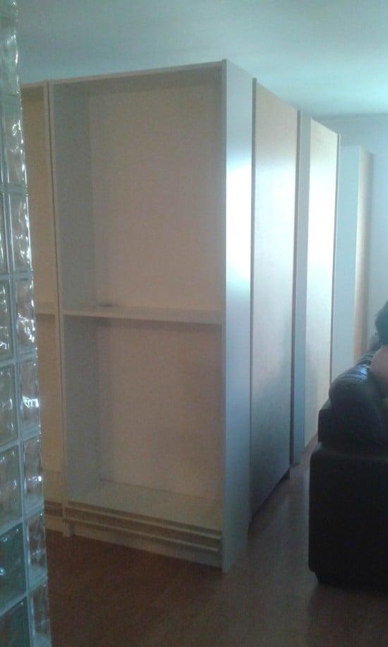 PAX bedroom 1