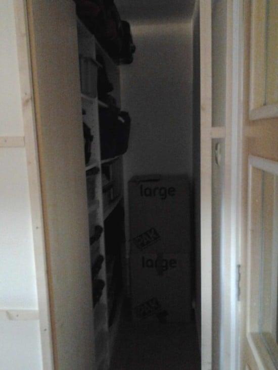 Pax walk in cupboard 2